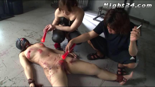Incontinence in Whipping (2013)