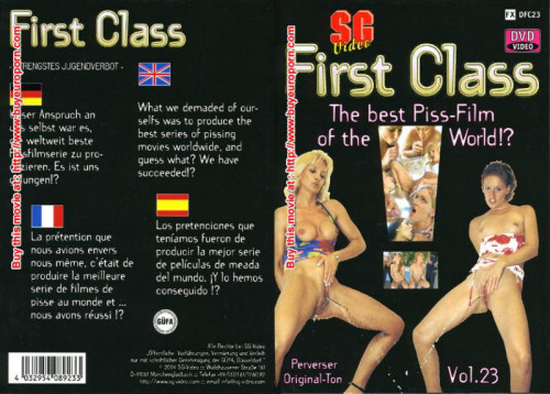 First Class Vol.23 - The best Piss-Film of the World!?