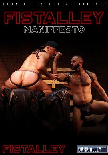 Dark Alley Media, Fistalley - Maniffesto Gay Unusual