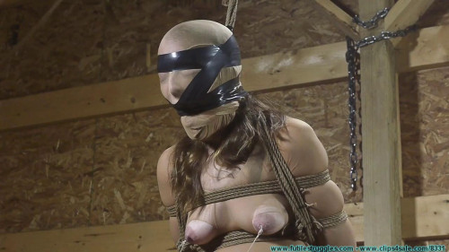 Rachel Rides The Pony After Being Crotch Chained - Part 4 - HD 720p