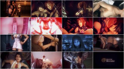 Kunoichi 2 3D Porno