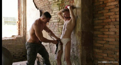 GayWarGames - Jakub & Tomas Gay BDSM