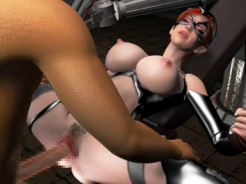 Dark Princess 3D Porno