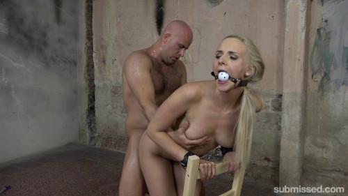 Katy Hardcore Fucked and Spanked BDSM