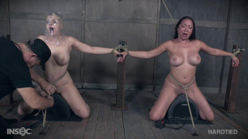 Nyssa Nevers and Nadia White Nasty Ladies (2017) BDSM
