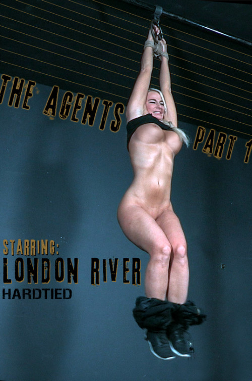 HardTied - London River - The Agents Part 1