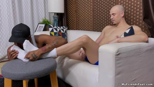 Angelos Socks & Feet Worshiped