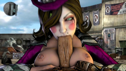 Best Animated Porn Compilation - Borderlands Edition 3D Porno