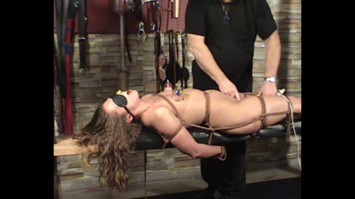 Gold New Vip Unreal Sweet Beautifull Collection Of TightnBound. Part 3. BDSM
