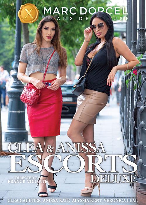 Clea & Anissa Escorts Deluxe