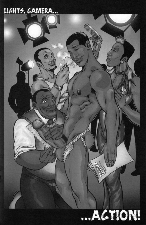 Gay Comics Collection (1995-2014) Gay Pics