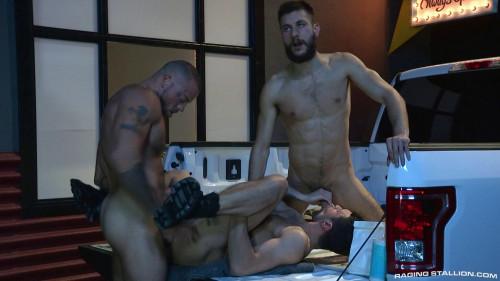 Drive Thru, Scene 4 Ian Greene, John Ander, Sean Duran (2017)