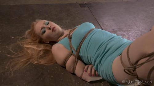 HT - Blondie in Bondage - Delirious Hunter, Jack Hammer