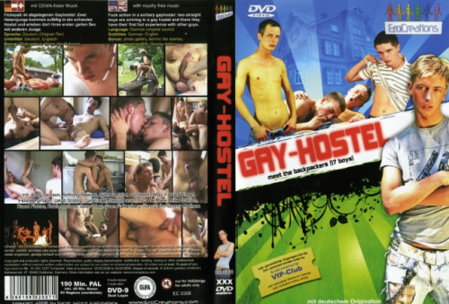 Gay-Hostel Meet the Backpackers Gay Movies