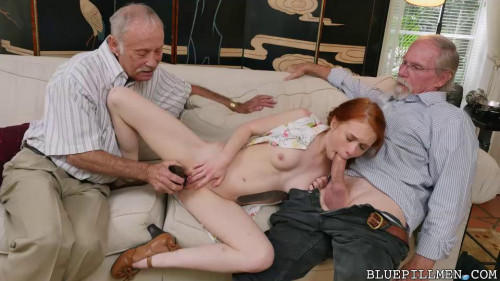 Dolly little online hook-up Old and Young