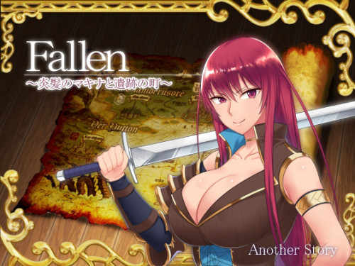 Fallen - Makina and the City of Ruins Hentai games