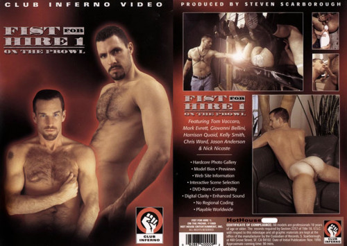 Fist For Hire vol.1 On The Prowl Gay Unusual