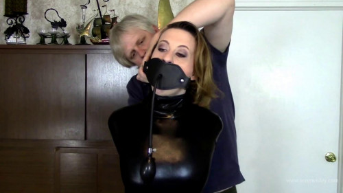 Serene Isley - Serenes New Inflatable Penis Gag