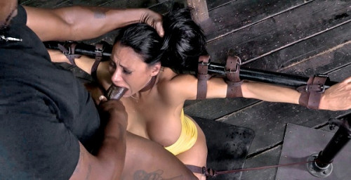 Booming E cup Milf Shelia Marie tied up , HD 720p BDSM