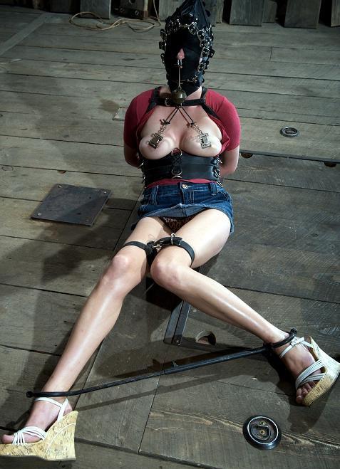 Pain Mask for BDSM Star