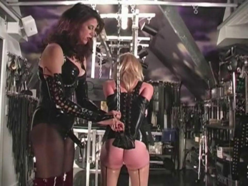The Master Power exchange Porn GwenMedia part TRIO