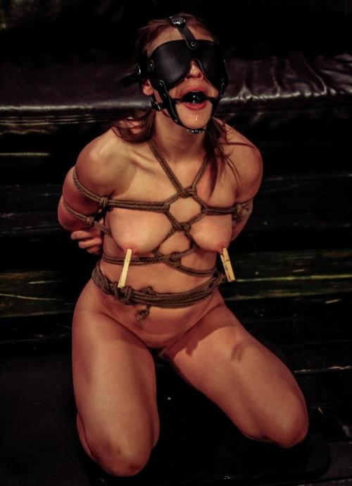 Callie Calypso loves having BDSM fun and rough anal sex
