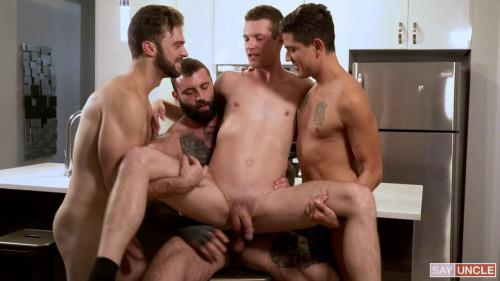 Trading The Boys: Bareback