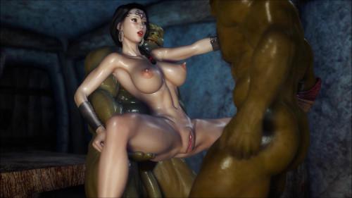 Secret 2 3D Porno