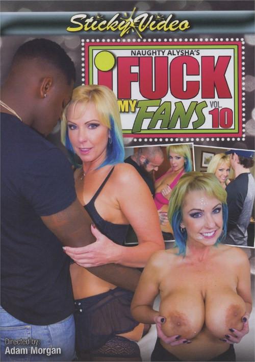 Naughty Alysha's I Fuck My Fans vol 10 Full-length films