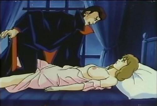 Violence Gekiga Shin David No Hoshi: Inma Densetsu Cartoons
