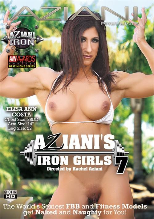 Azianis Iron Girls Pt 7