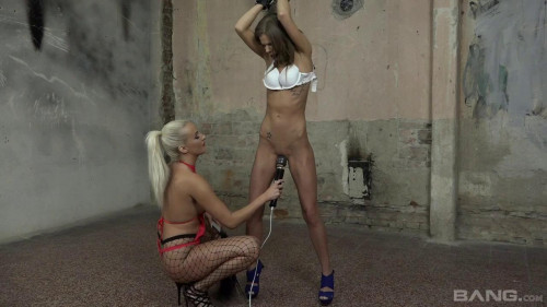 Sexy Slaves Are Tied Up & Helpless