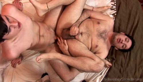 Schoolboy Secrets - Doing Each Other And Creaming Holes