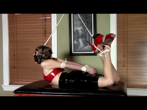 Session With The Sexologist BDSM Latex