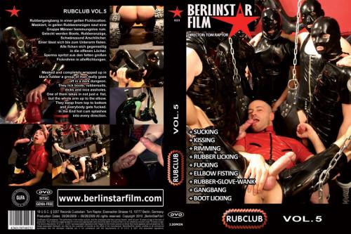 Rubclub Volume 5 Gay Full-length films