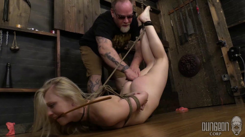 She is a beautiful girl BDSM