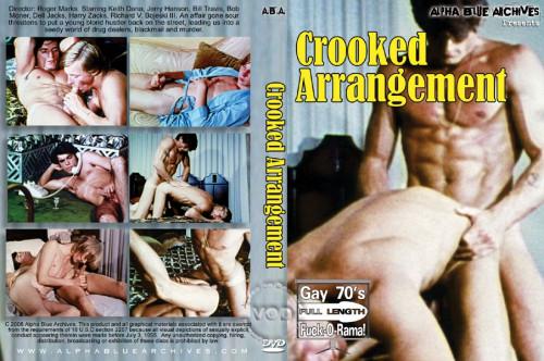 Bareback Crooked Arrangement (1973) - Keith Dana, Jerry Hanson, Bill Travis Gay Retro