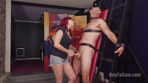 Controlling The House Slave Femdom and Strapon