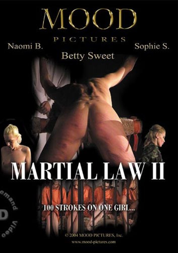 Martial Law 2 DVD