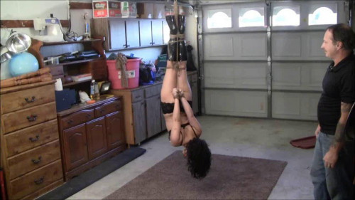 Brendas Bondage - Michelle In Her First Time