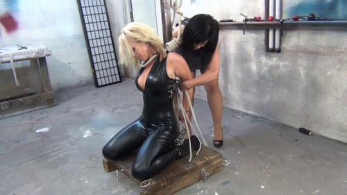Busty Domme Tricked And Tormented