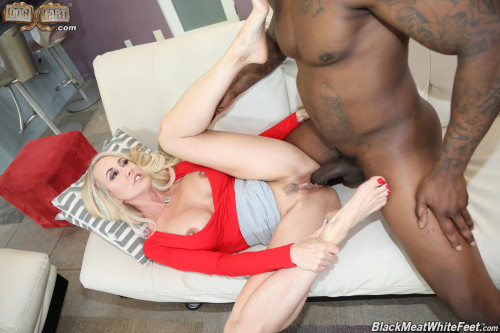 Brandi Love - Time for round two (2019) Interracial Sex
