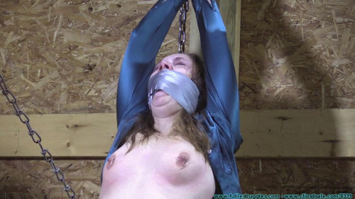 Rachel Rides The Pony After Being Crotch Chained - Part 2 - HD 720p