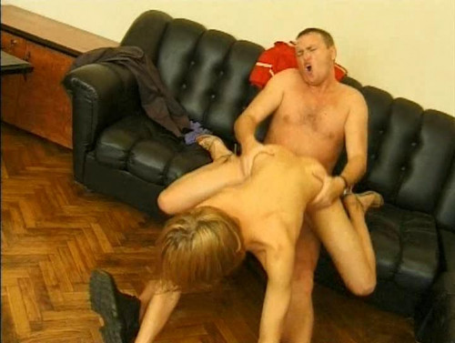Sex with a local policeman Erotic Video