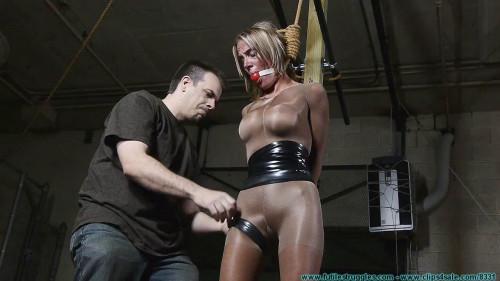 Armani Hot taped BDSM