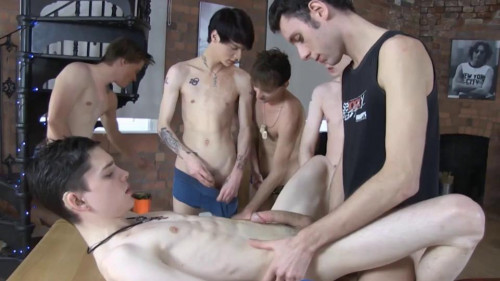 Fuck Toy Gang Bang Gay Full-length films