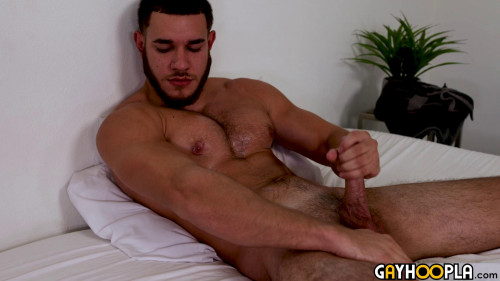 GayHoopla - Danny Sosa Knocks His Solo Out Of the Park!