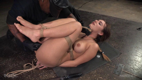 HardTied Charlotte Cross Crossed Out BDSM