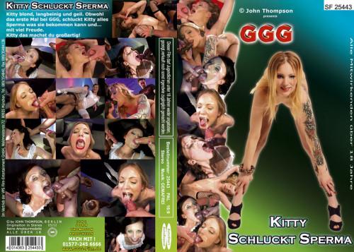 Kitty schluckt Sperma (2012/ )