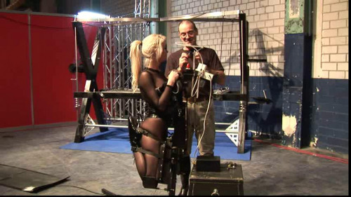 House of Gord meets Emily Addison at BoundCon
